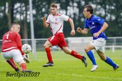 DBGC - Hellevoetsluis (3-7-2021)