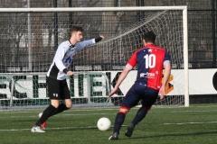 FC IJsselmonde - Lekkerkerk (16-02-2019)