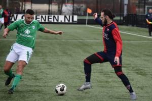 FC IJsselmonde - Meeuwenplaat (16-02-2020)