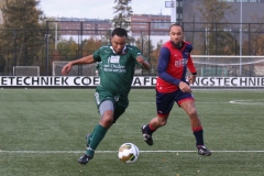 FC IJsselmonde - Nieuwerkerk (09-11-2019)
