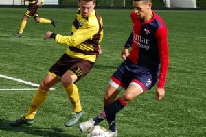 FC IJsselmonde - Sporting Leiden (17-03-2019)