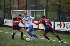 FC IJsselmonde (za) - Leonidas (za)
