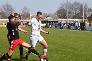 Goudswaardse Boys - Hekelingen (30-03-2019)