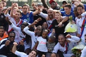 IJVV de Zwervers - SV Charlois (18-05-2019)