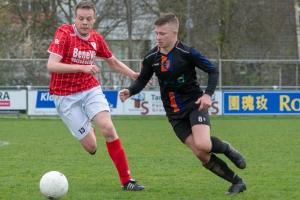 Pernis - 's-Gravendeel (23-03-2019)