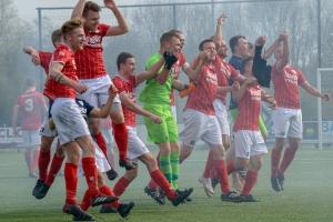 's-Gravendeel - FC Binnenmaas (06-04-2019)