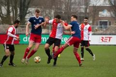 SC Feyenoord - DUNO (07-03-2020) (Foto:  Patrick van Oeveren)