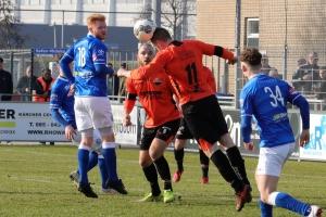 Smitshoek - Jong FC Den Bosch (16-02-2019)