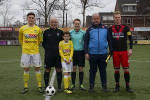 Spirit - Vitesse Delft (1-1)