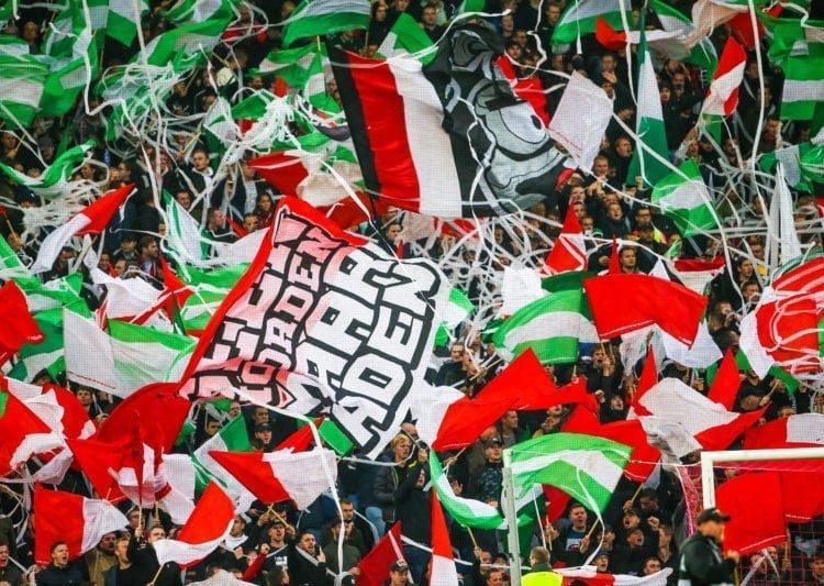 Feyenoord de kuip 5 keemink