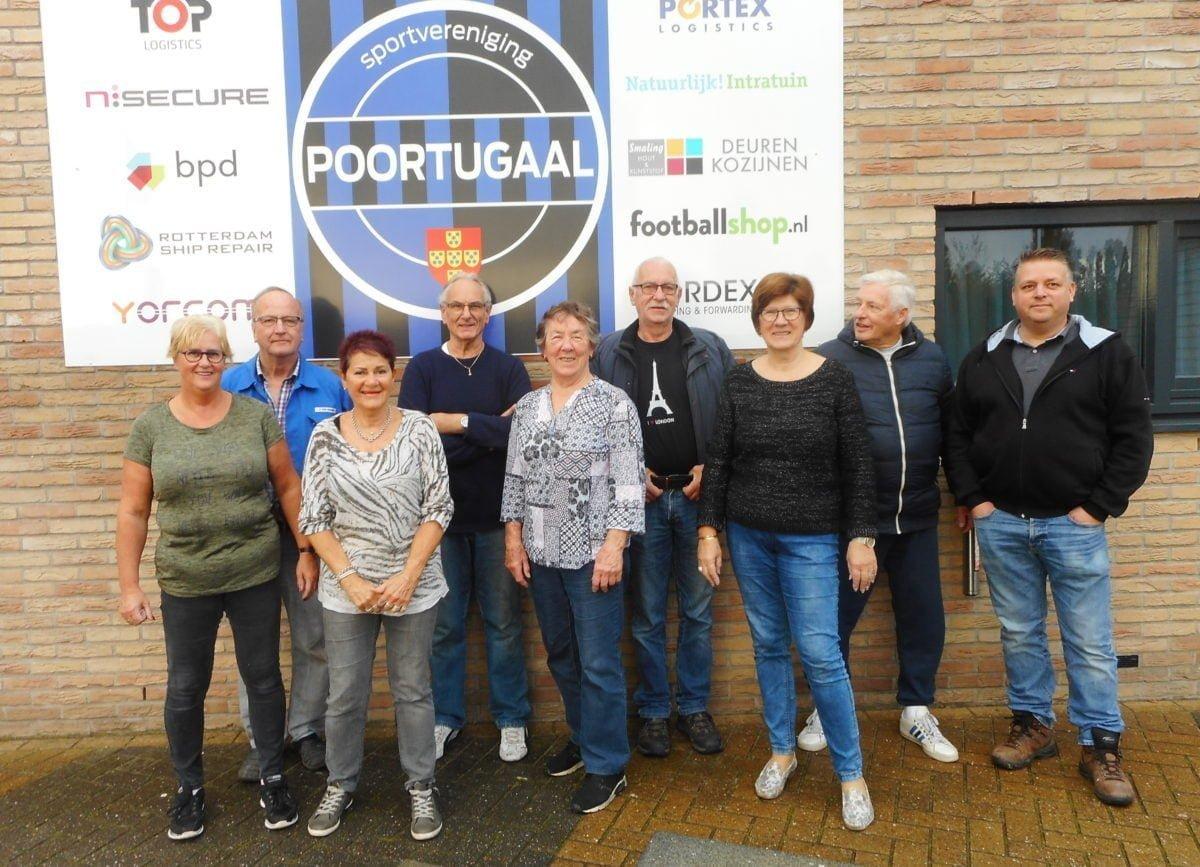 De werkploeg (98): sv Poortugaal | - VoetbalRotterdam