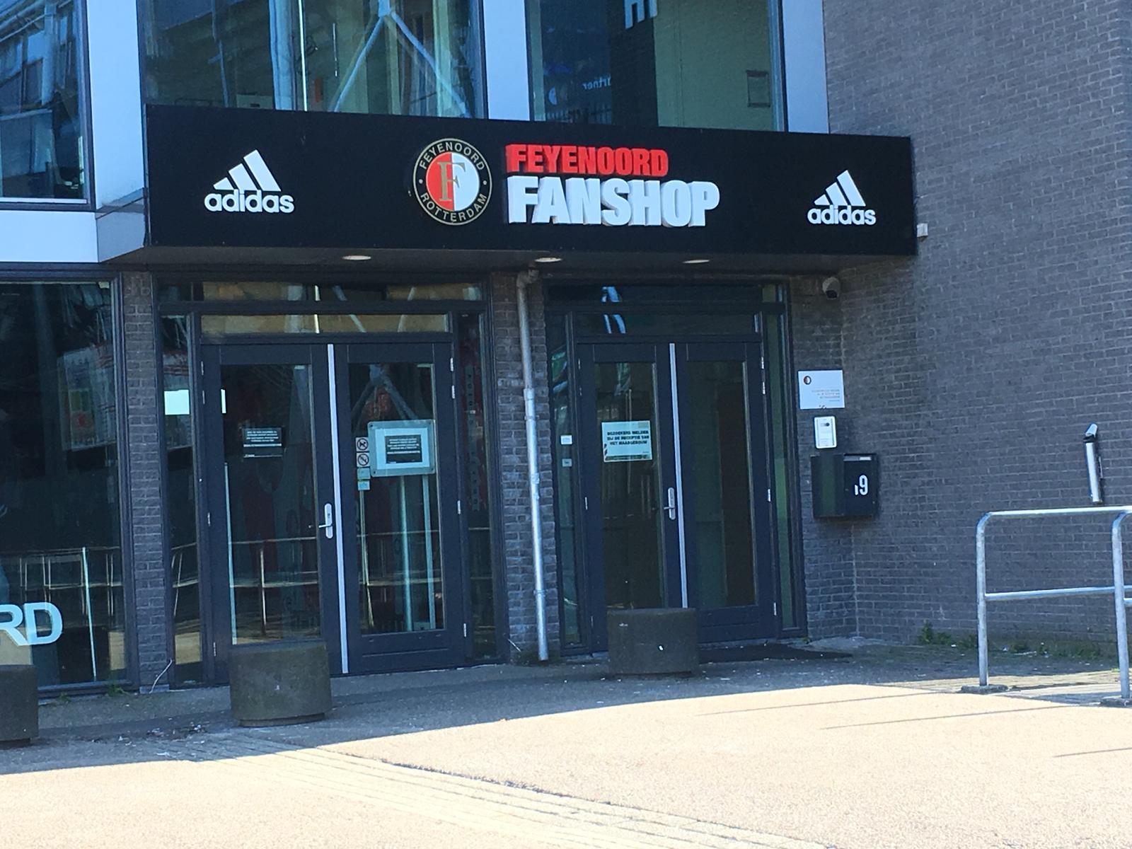 Feyenoord Fanshop 2