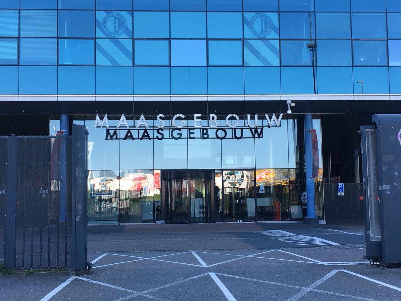 MAasgebouw Feyenoord Kuip 1