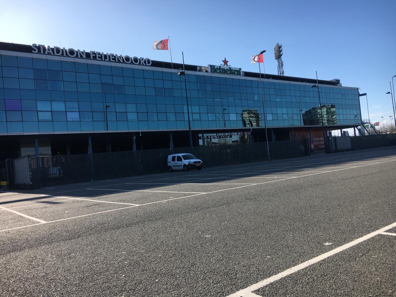 MAasgebouw Feyenoord Kuip 2