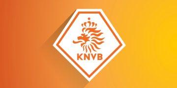 KNVB logo Competitie indeling oefenvoetbal