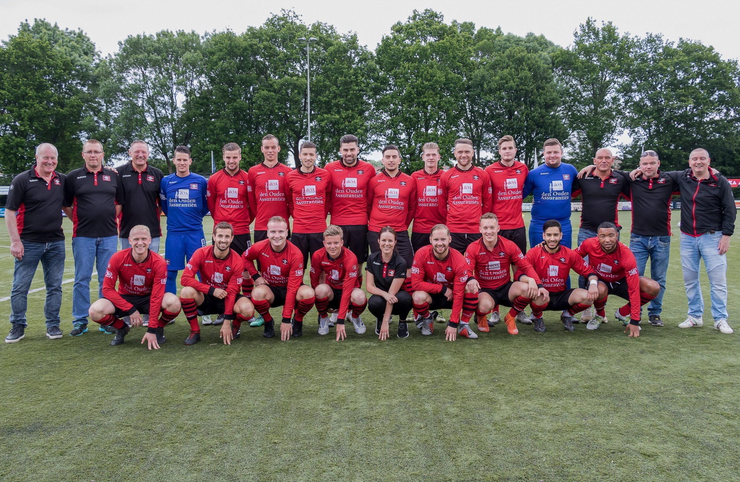VV Nieuwerkerk 1 (Foto: Corinne Verkuil)