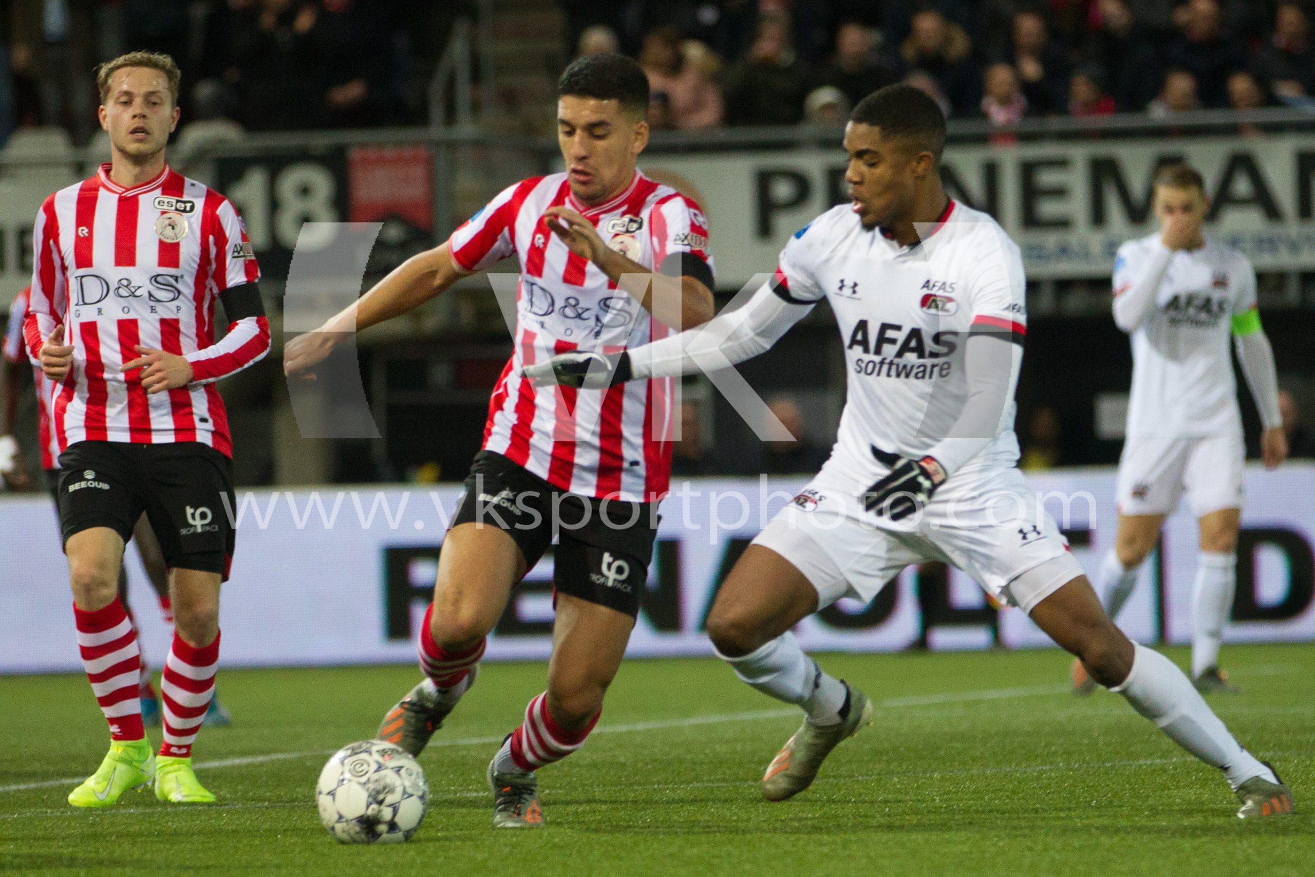 Sparta Rotterdam - AZ Alkmaar (Foto: Ruben Zegers)