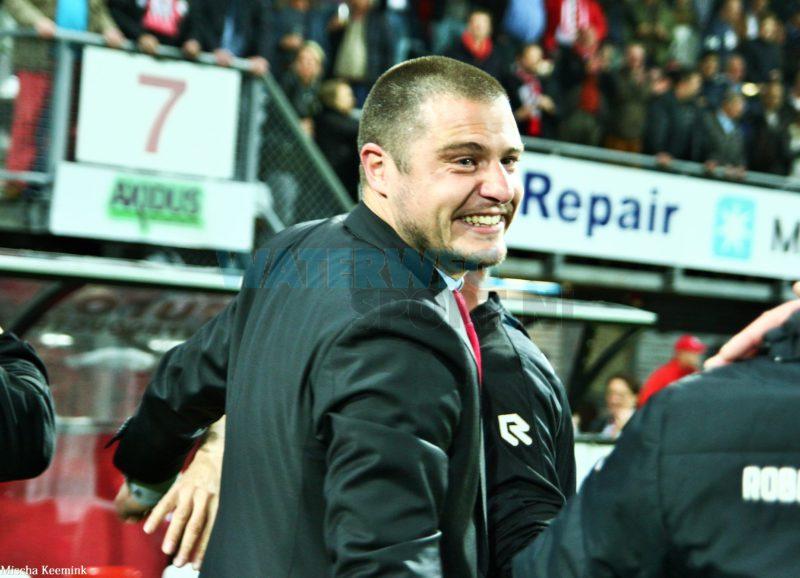 Danny Koevermans tijdelijk hoofdtrainer PSV (VR)