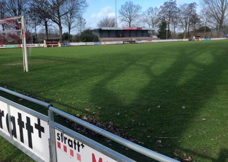 Groote Lindt Zwijndrecht Sportpark Bakestein