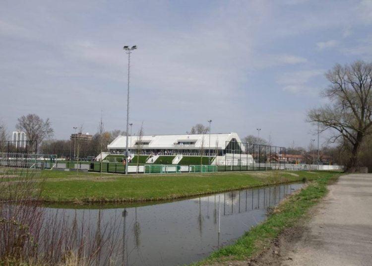 Sportpark Olympia: Overmaas FC IJsselmonde Steenbeek