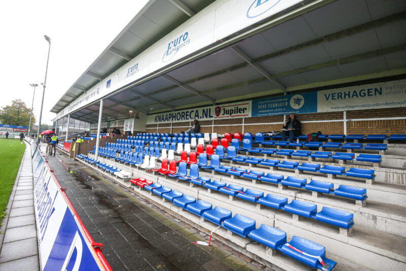 Excelsior Maassluis speelt derby bij Scheveningen